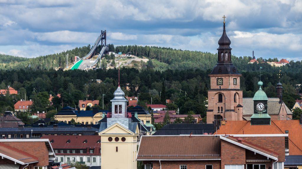 Bild på Falun